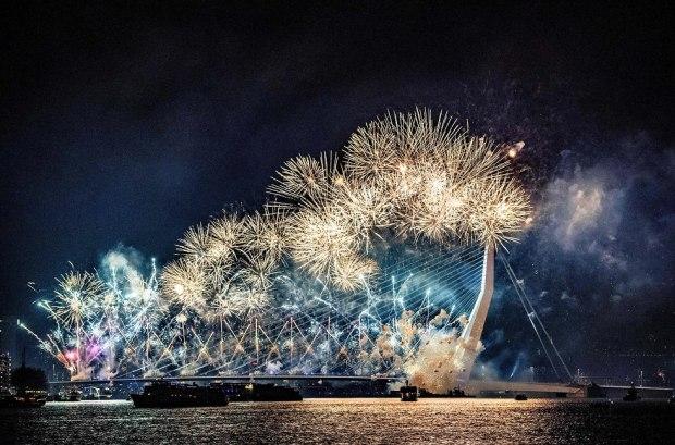 Роттердам. Фото: AFP