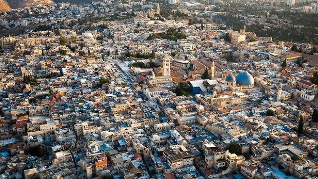 Иерусалим, Старый город. Фото: Исраэль Бардуго
