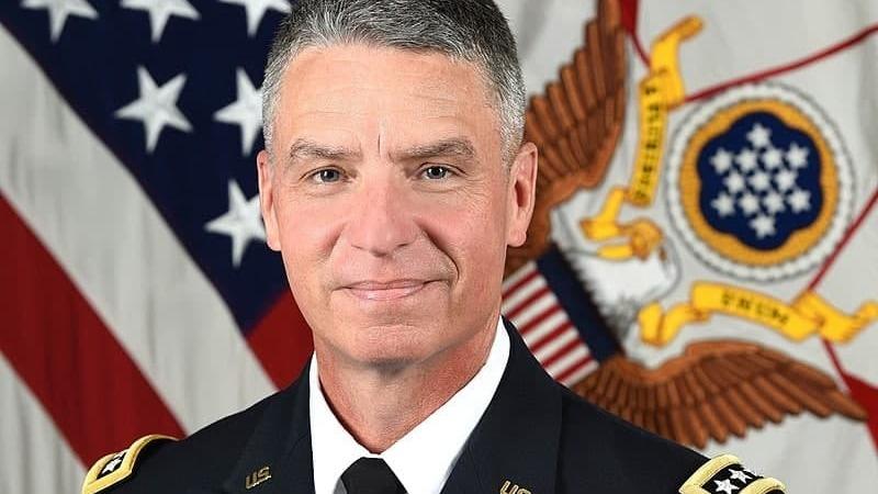 Le général Martin, qui aurait été visé par les Iraniens