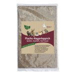 Haustier Angebot: Hansepet Flachs-Nagerteppich 40 x 25 x 0,8 cm
