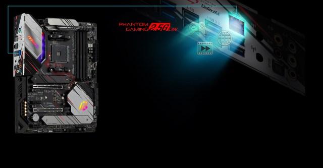 B550 PG Velocita motherboard