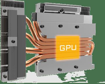 GIGABYTE Radeon RX Vega 56 DirectX 12 GV-RXVEGA56GAMING OC-8GD 8GB 2048-Bit HBM2 PCI Express 3.0 x16 CrossFireX Support ATX Video Card