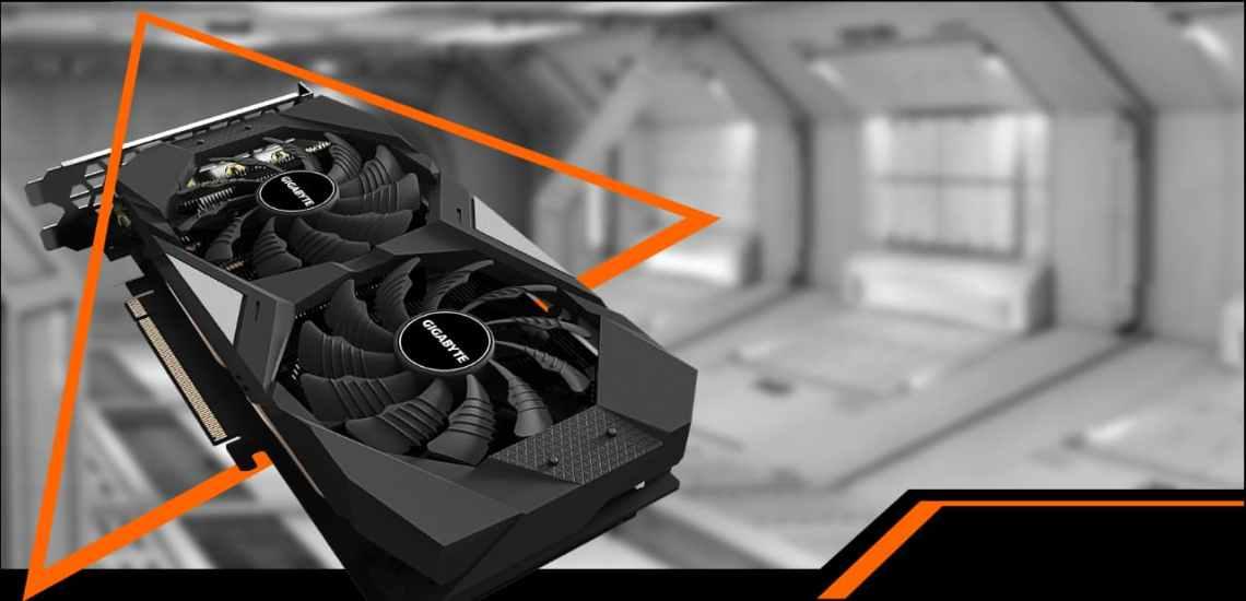 WINDFORCE 2X cooling system banner
