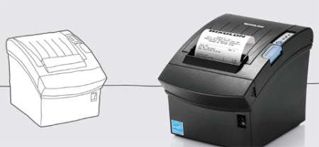 Bixolon Samsung SRP 350IIICOG SRP 350III POS Receipt Printer   USB     General information  The Bixolon SRP 350III