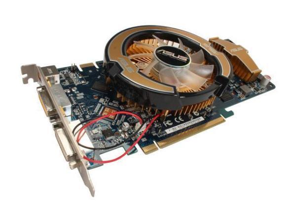 ASUS GeForce 9800 GT DirectX 10 EN9800GTHTDP1GD3A 1GB
