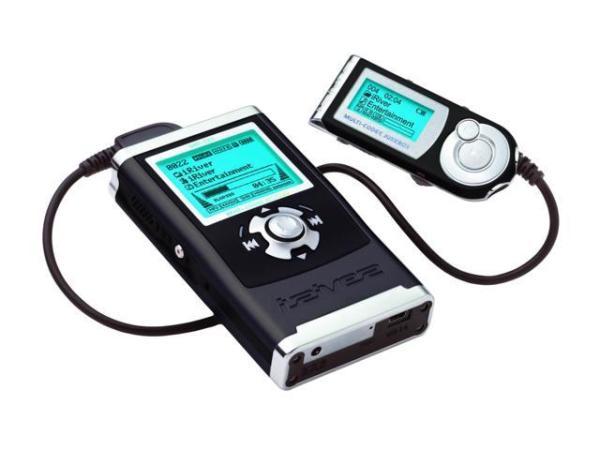 iRiver Black 20GB MP3 Player iHP-120 - Newegg.com