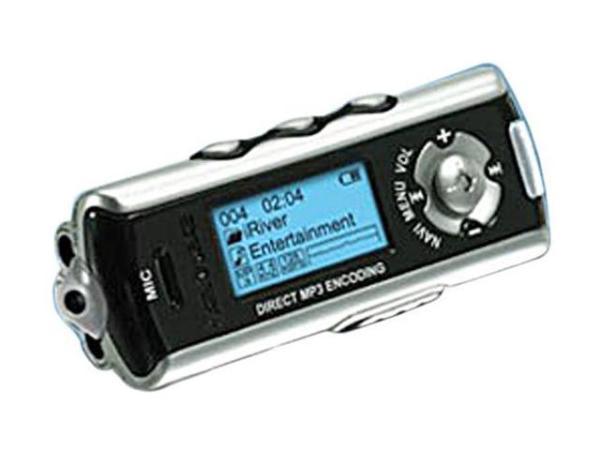 iRiver Black 512MB MP3 Player iFP-795 - Newegg.com