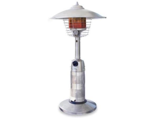 outdoor patio table heaters Blue Rhino GWT801B Outdoor table top patio heater - Newegg.com