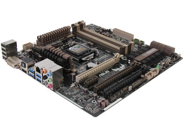 S Z87 Sata Intel Motherboard Intel 1150 3 0 Asus Plus Z87 Usb 6gb Lga Hdmi Atx