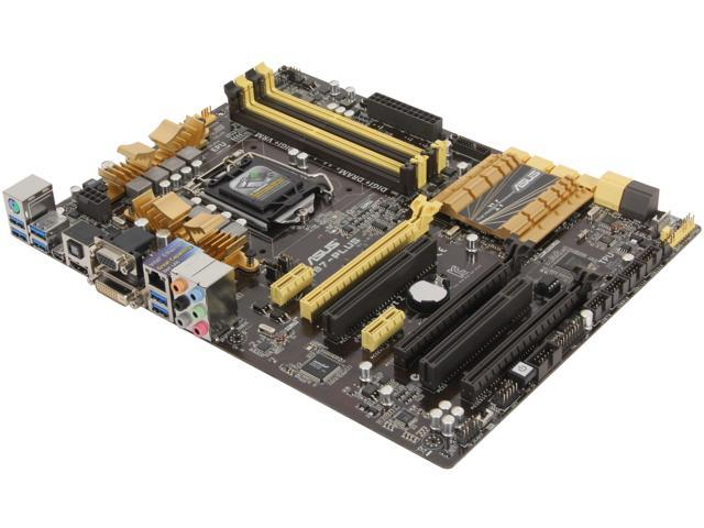 Intel Z87 6gb Sata 0 3 Z87 Usb 1150 Hdmi S Lga Motherboard Plus Atx Asus Intel