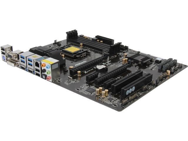 Plus Motherboard Lga 3 1150 0 Sata Z87 S Asus Atx Hdmi Z87 Usb Intel 6gb Intel