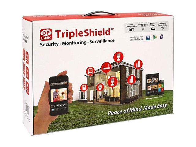 Oplink Home Security System Reviews