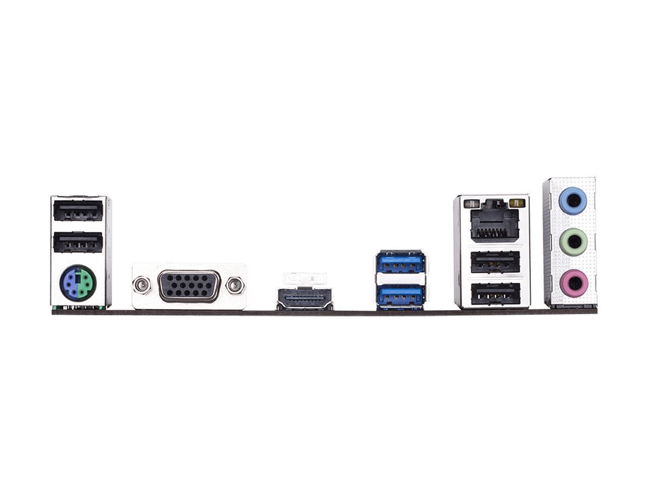 Gigabyte H310m M 2 2 0 Lga Intel H310 Sata Usb 3 1