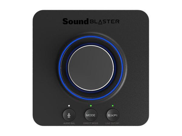 Creative Sound Blaster X3 7.1 Channels USB Type-C ...