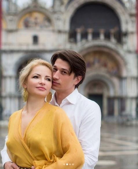 Бывшая жена Дмитрия Пескова показала нежное фото с молодым ...