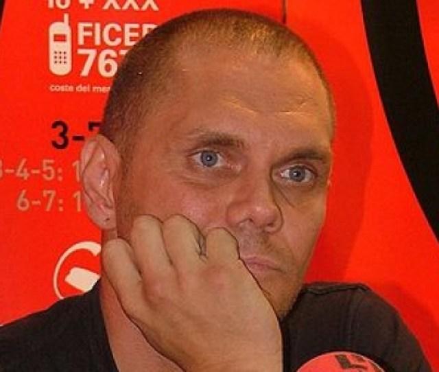 Spanish Porn Actor Nacho Vidal Photo Wikipedia