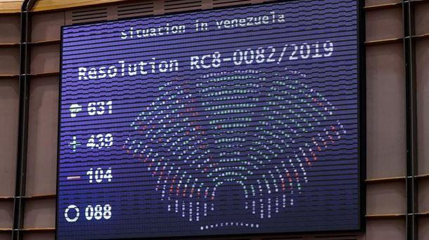Venezuela Parlamento Europeo