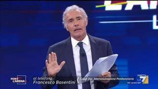 Scarcerazione dei boss, il duro confronto tra il capo del Dap e Giletti in diretta tv