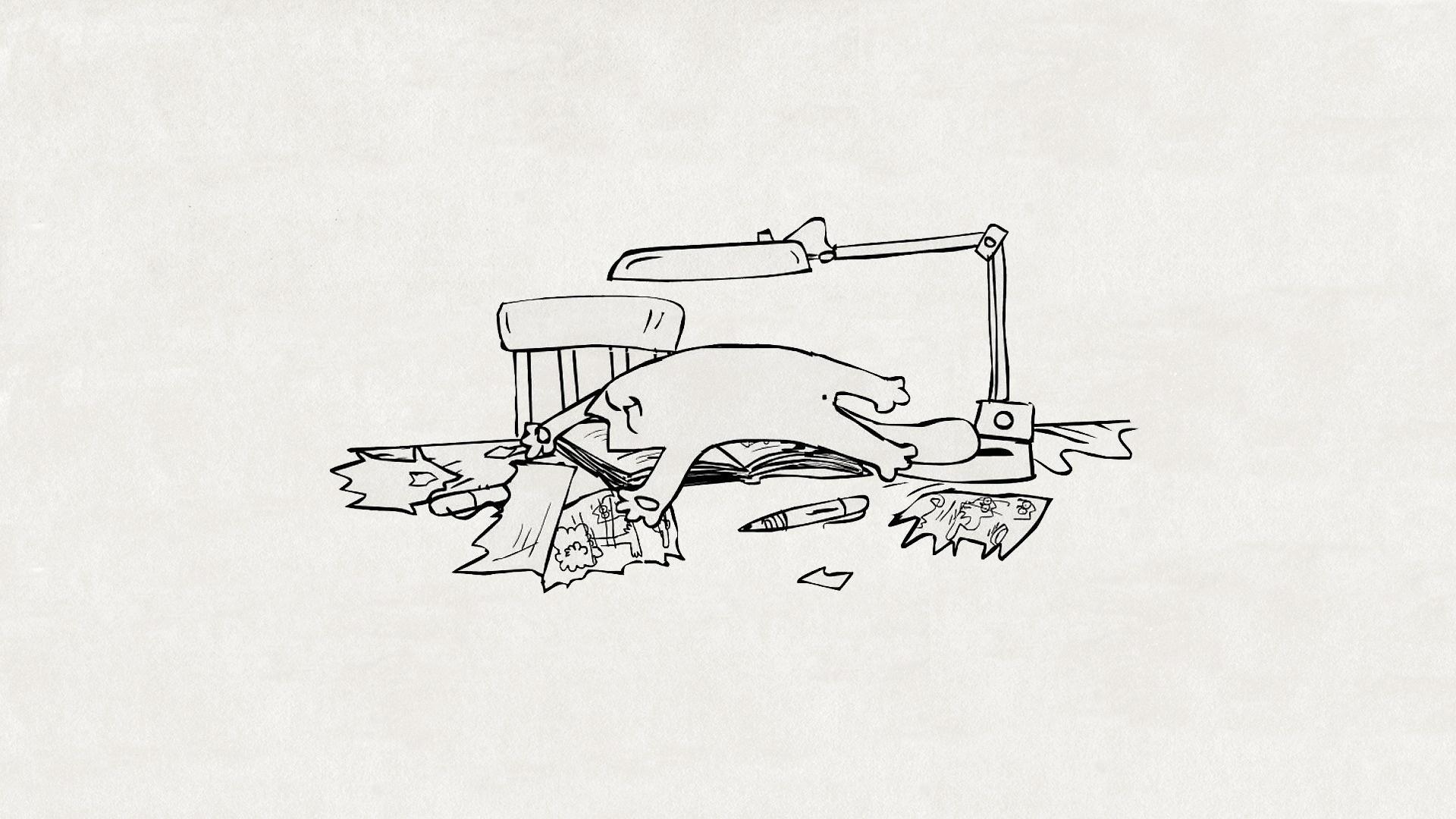 A Desk Cat Homes