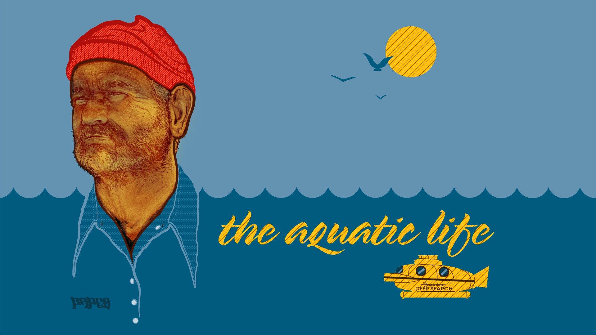 The Life Aquatic With Steve Zissou HD Wallpaper