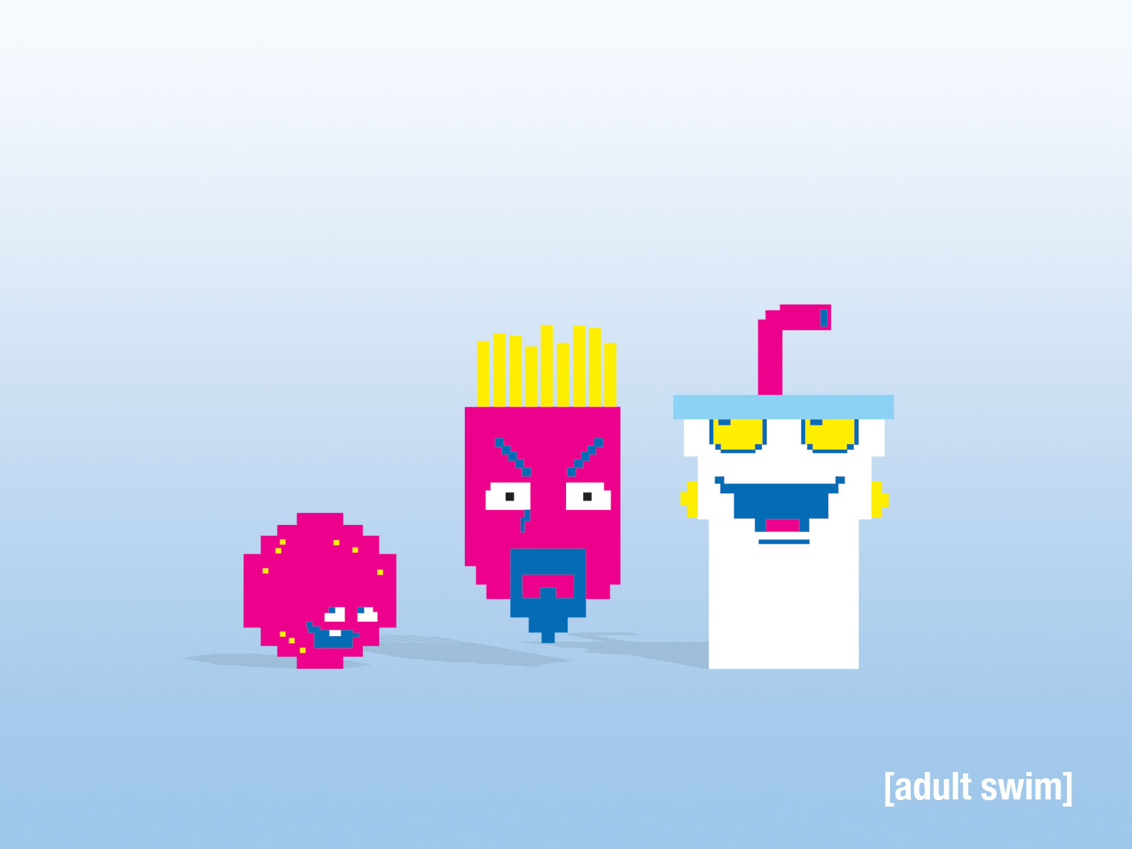 Aqua Teen Hunger Force Wallpaper and Background Image   1600x1200     Wallpapers ID 48690