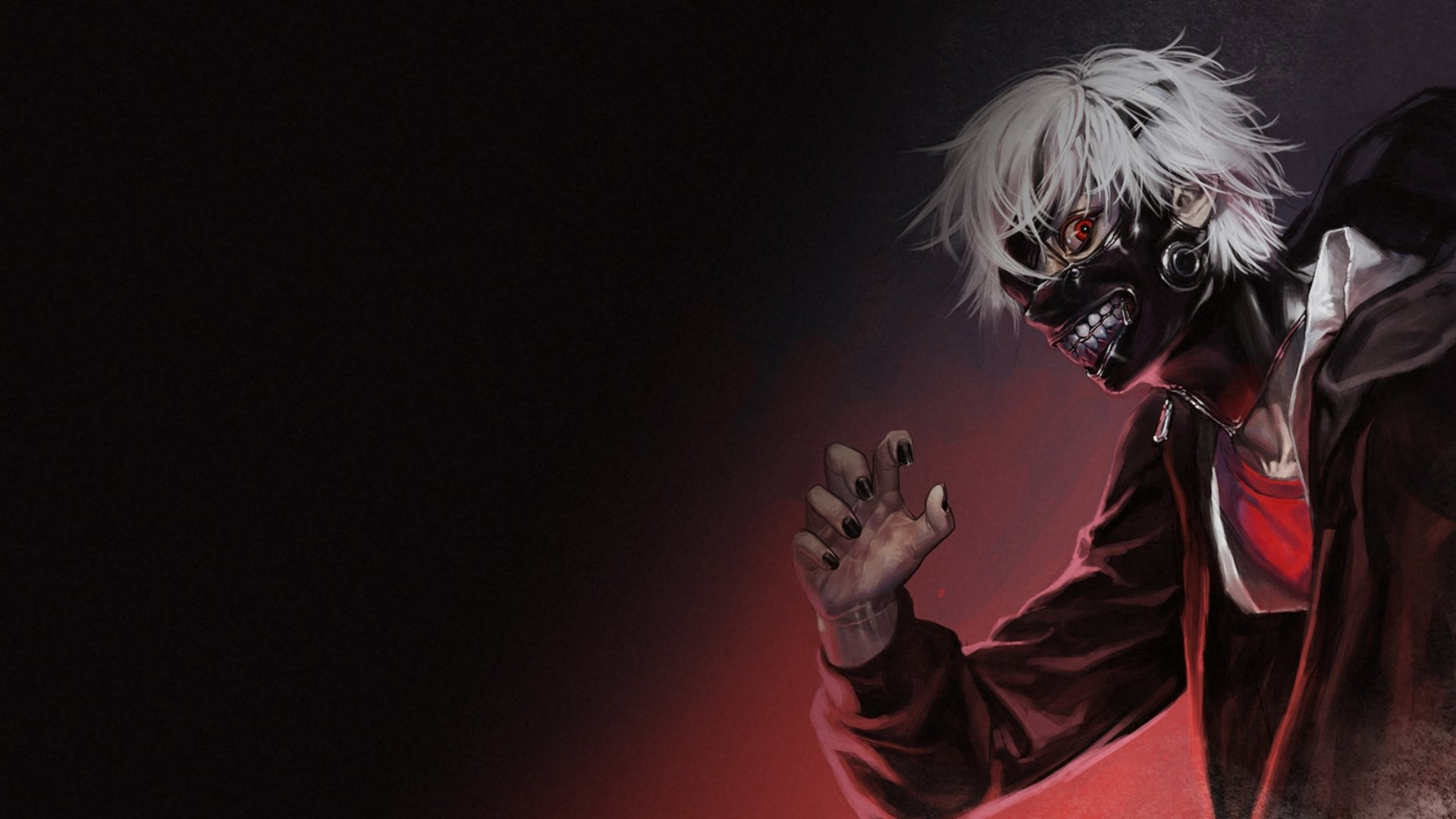 This article is a comprehensive guide for wallpapering around unusual spaces, like windows, archways, outlets, faceplates, fixtures, thermostats, and more. Dual Monitor Wallpaper Tokyo Ghoul - Bakaninime