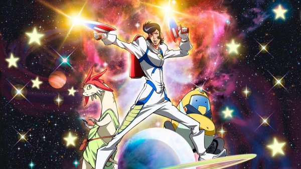 Space Dandy HD Wallpaper Background Image 1920x1080