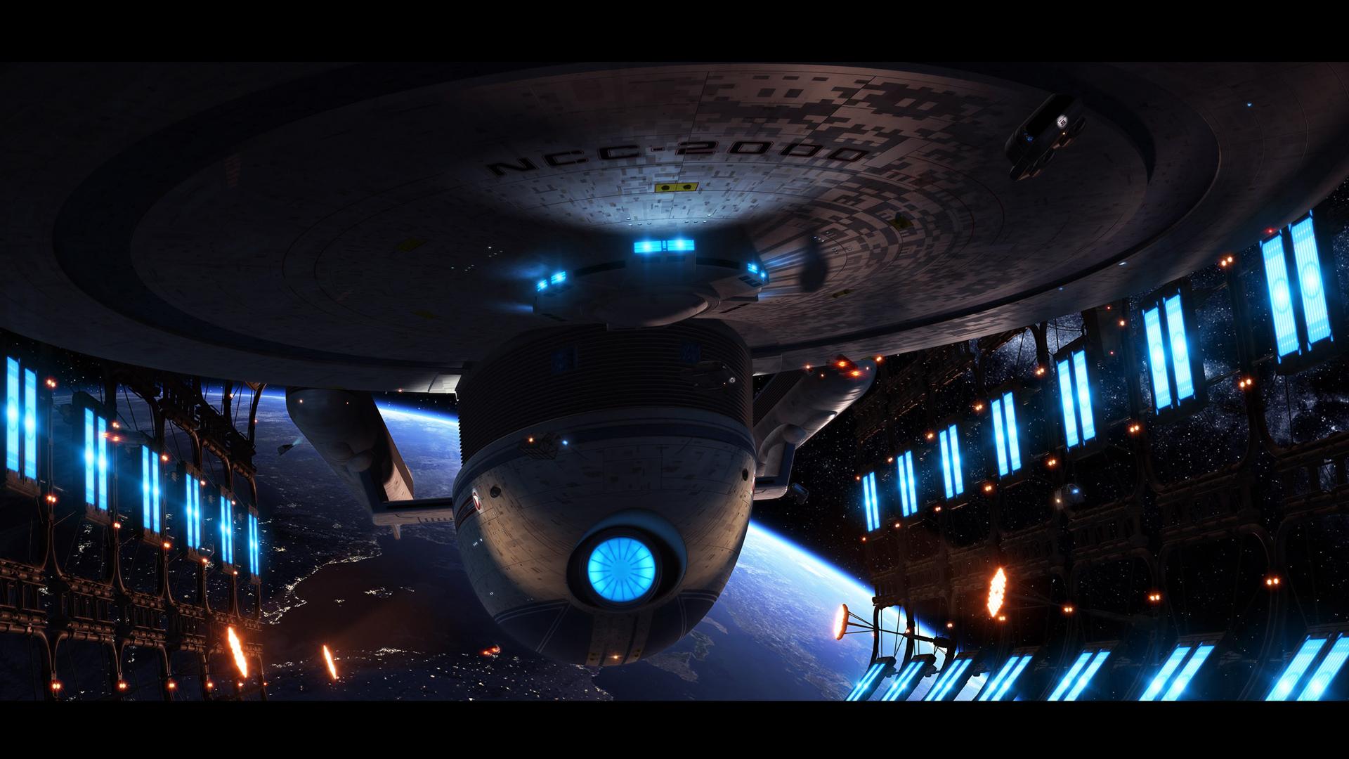 Ships Of Star Trek Hd Wallpapers 1920x1080