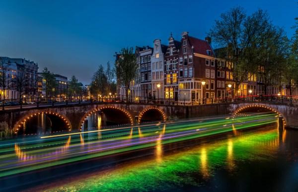 Amsterdam 4k Ultra HD Wallpaper Background Image