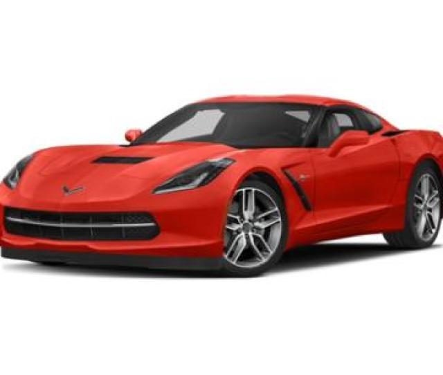 New  Chevrolet Corvette Zr Coupe