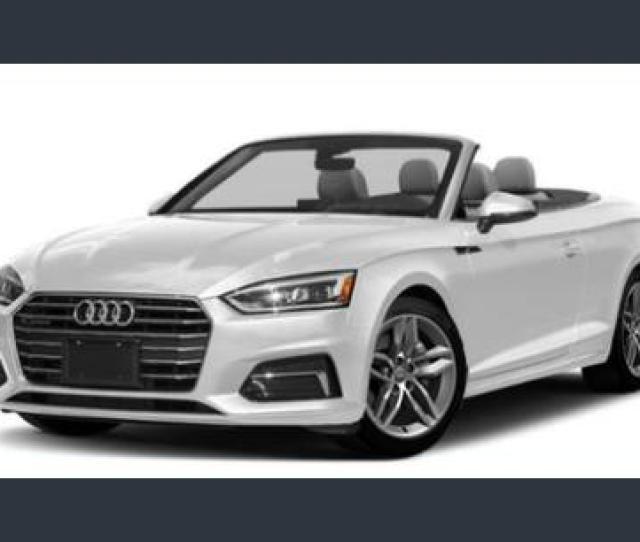 New  Audi At Premium Plus Cabriolet
