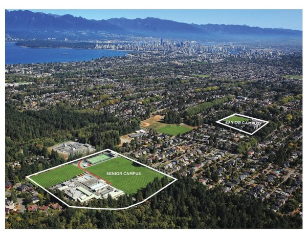 St. George's School, Vancouver Profile | Vancouver, BC, Canada