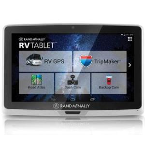 GPS Navigation   Camping World Rand McNally     RV Tablet 70 GPS