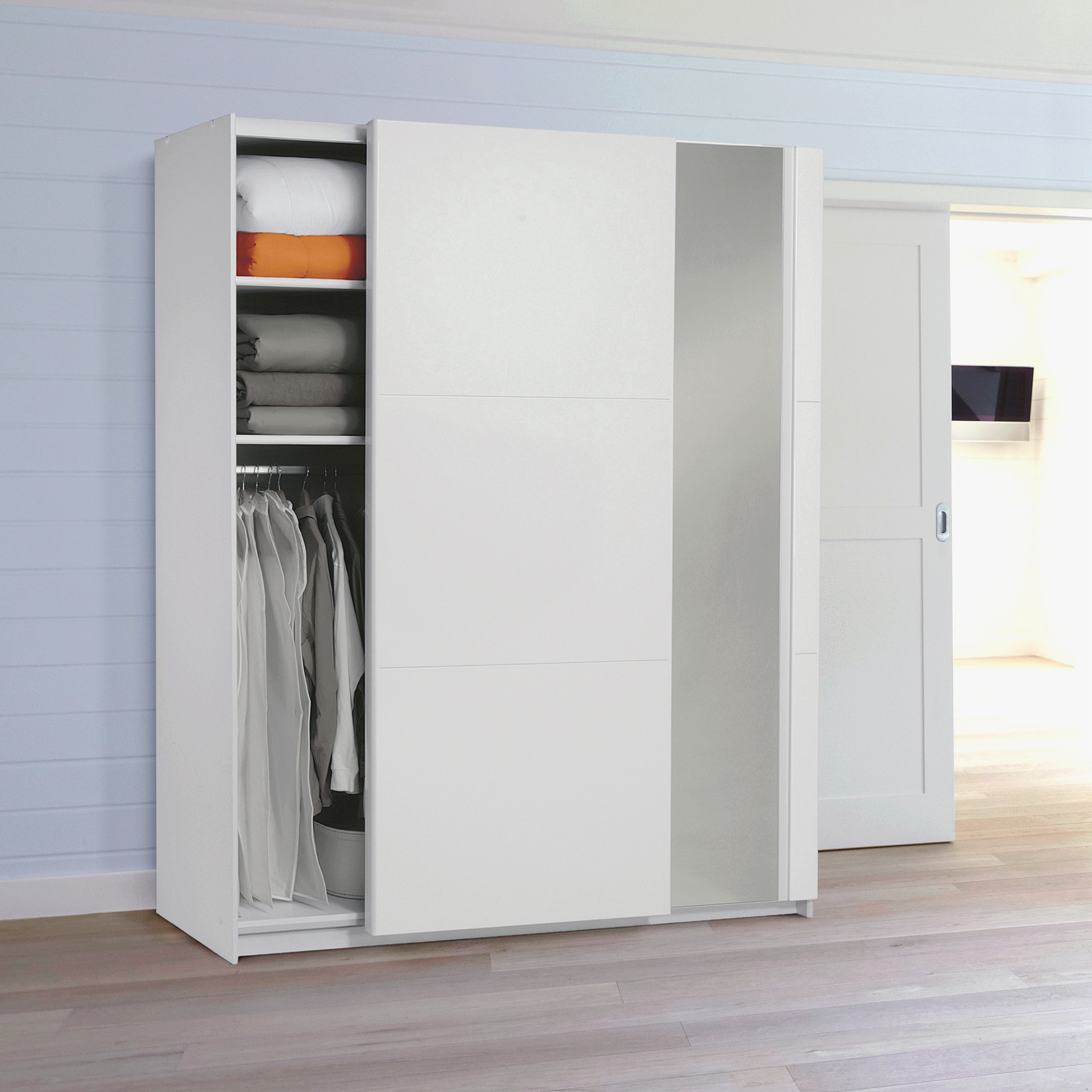 Fly Armoire Porte Coulissante Stunning Affordable