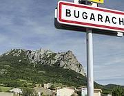 Bugarach, sui Pirenei francesi (Ap)