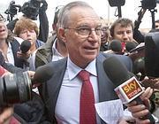 Il leader del Pd, Guglielmo Epifani (Lapresse)