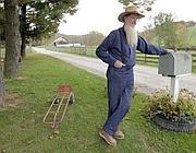Samuel Mullett, il capo degli Amish ribelli