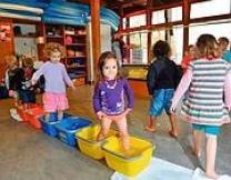 La scuola materna (Michael Hahn) foto corriere.it