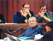 L'interrogatorio di Andreotti al processo Pecorelli