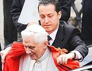 Paolo Gabriele e Benedetto XVI