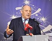 Il presidente della provincia di Bolzano Luis Durnwalder (Ansa)