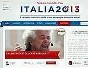 La schermata di Italia2013