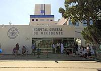Il Western General Hospital, Guadalajara (Afp)