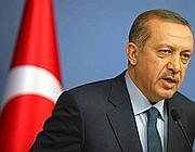 Il premier turco Recep Tayyip Erdogan (LaPresse)
