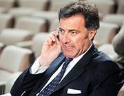 Luca Barbareschi, 56 anni, ex parlamentare di Fli (Olycom)