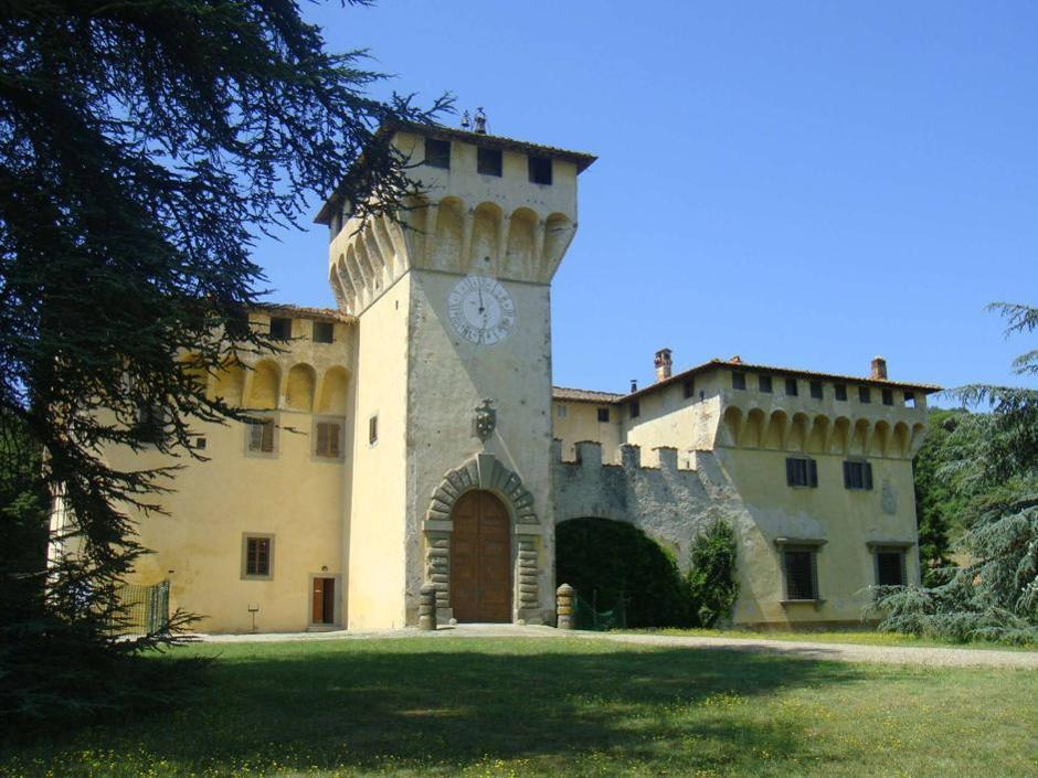 La villa di Cafaggiolo