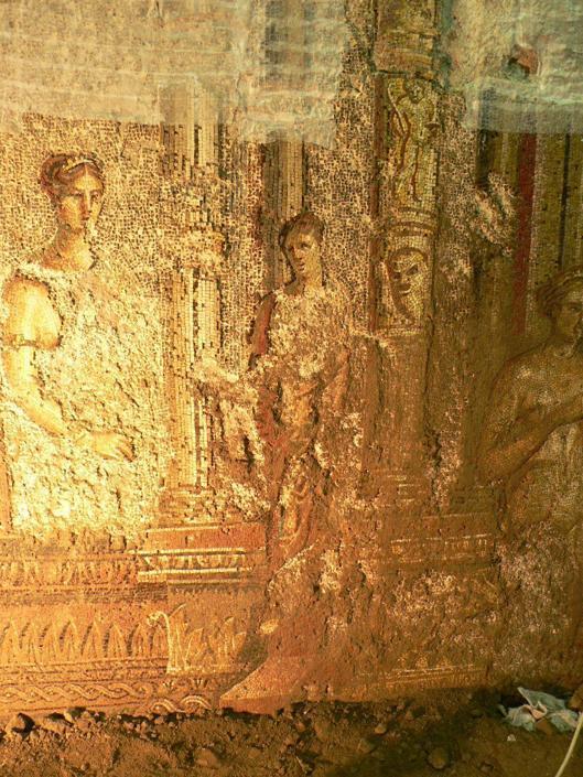 I mosaici di Colle Oppio