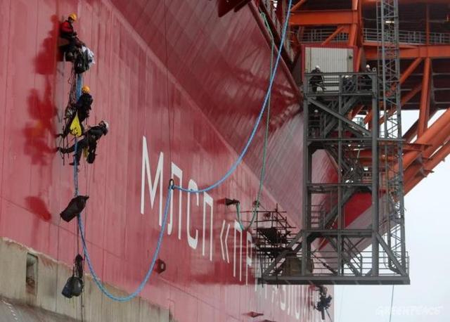 Secondo Greenpeace i rischi sono molto suepriori ai benefici (Greenpeace)