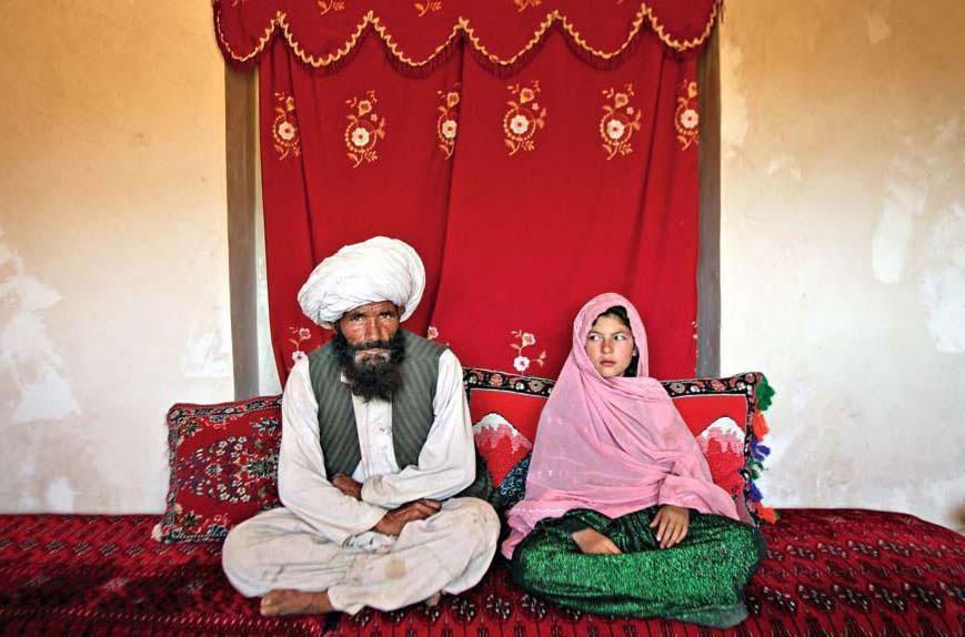 Risultati immagini per spose bambine