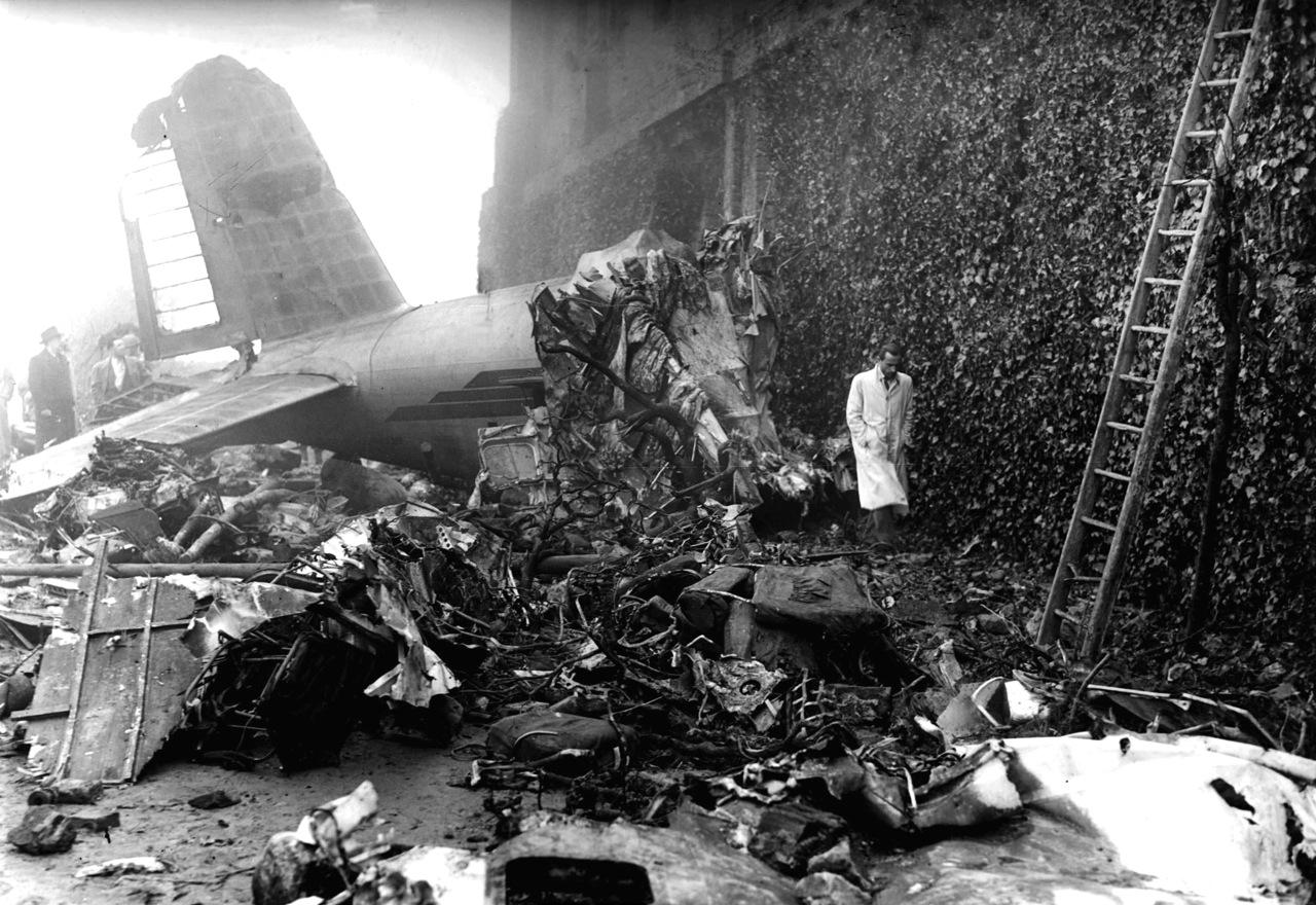 Risultato immagine per incidente torino granata 1949 foto